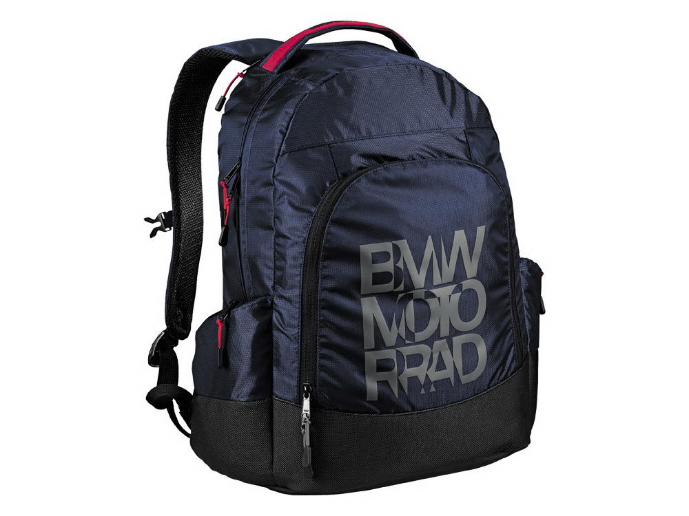 bmw logo rucksack g nstig kaufen 76 61 8 547 306. Black Bedroom Furniture Sets. Home Design Ideas
