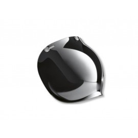 BMW Bubble Visier Bowler Helm (verspiegelt)