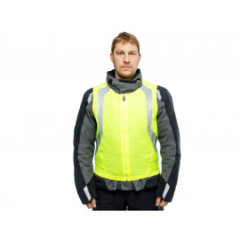 BMW HighViz Warnweste Unisex (gelb)
