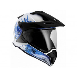 BMW Motocross Helm GS (one world)