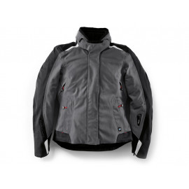 BMW StreetGuard Air Motorradjacke Damen (Anthrazit)