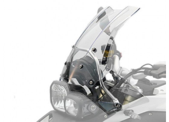 BMW Windscreen Touring F800GS (K72) F650GS (K72) without attachment parts
