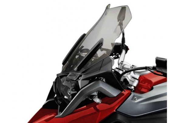 BMW Windscreen tinted R1200GS (06/2014-2018) R1200GS Adventure (06/2014-2018)