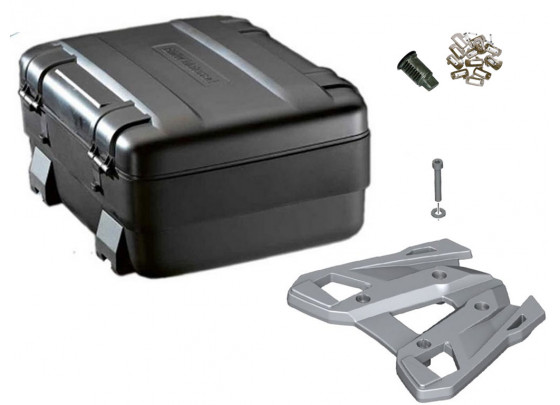 BMW Top Case Vario Set F700GS (K70) F800GS (K72) codeable - new version