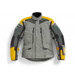 BMW Motorcycle Jacket Rallye Competition (black / grey / yellow) Limited Edition 40 Years GS