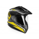 BMW Enduro Helmet GS Carbon Trophy 20 (yellow | black) Limited Edition
