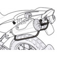 bmw motorcycle pannier set vario g650gs  codeable r13