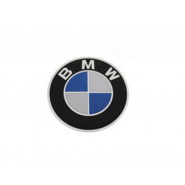 BMW Badge for Top Case 2 Small