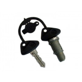 BMW Key Lock Set for Top Case R1150RT and Single Seat G650GS (R13)