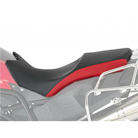 BMW Higher Seat (890mm) F800GS Adventure (K75) black/red