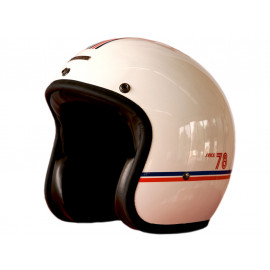 BMW Casco Jet 40 Years (blanco)
