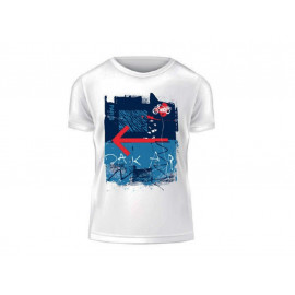 BMW T-Shirt GS Dakar (white)