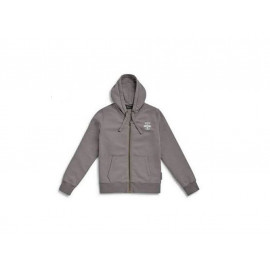 BMW Zip Hoodie Mechaniker Women (grey)