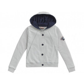 BMW Cardigan College Women (white)