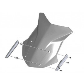 BMW Windscreen High with Bracket R1200GS Adventure (K51)