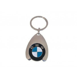 BMW Keychain with shopping chip