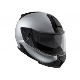 BMW Casco System 7 Carbon (plata)