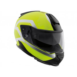 BMW Casco System 7 Carbon Spectrum (amarillo,negro)