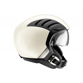 BMW Casco jet Airflow 2 en light white