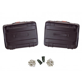 BMW Motorcycle Pannier Set Vario F800GS (K72) F700GS (K70) F650GS (K72) codeable