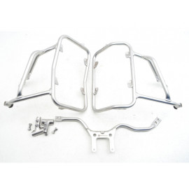 BMW Motorcycle Pannier Rack for Aluminium Panniers F800GS / Adventure (K72/K75) F700GS (K70) F650GS (K72)