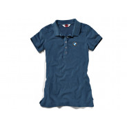BMW Logo Polo Dames (bleu)