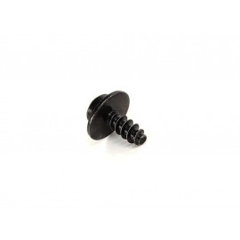 BMW oval-head screw with washer
