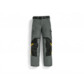BMW Motorcycle Pants Rallye Competition (black / grey / yellow) Limited Edition 40 Years GS