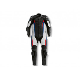 BMW Leather Suit ProRace Men (black / white / red)