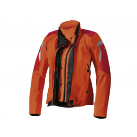 BMW Blouson Moto Tourshell Dames (orange)