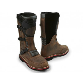 BMW Motorcycle Boots Venture Grip GTX Unisex (brown)