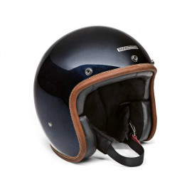 BMW Jet Helmet Bowler (dark blue metallic)