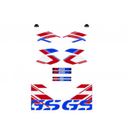 BMW Sticker Set R1200GS Adventure (2006-2014)
