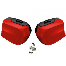 BMW Valises latérales en moto Touring Set (Racing Red) S1000XR (K49) serrure réglable
