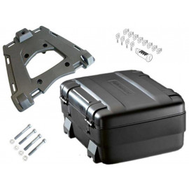BMW Top Case Vario Set F650GS (K72) F700GS (K70) F800GS (K72) serrure réglable