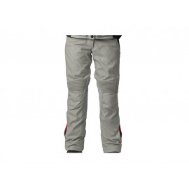 BMW Pantalon moto GS Dry Dames (gris/rouge)
