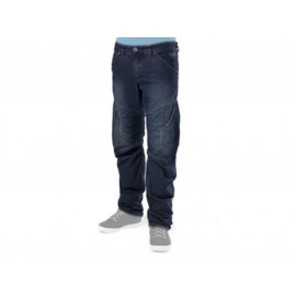BMW Pantalon moto City denim