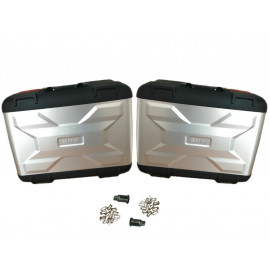 BMW Set de valises laterales en moto Vario R1200GS (K50) serrure réglable