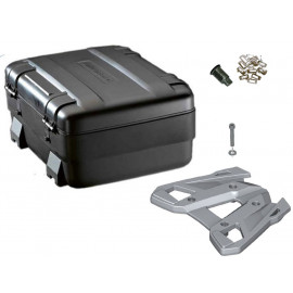 BMW Top Case Vario Set F700GS (K70) F800GS (K72) serrure réglable – nouvelle version