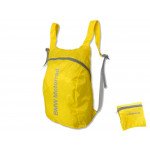 BMW Folding Backpack (yellow)