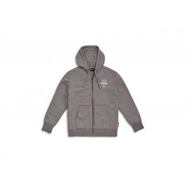 BMW Zip Hoodie Mechaniker Men (grey)