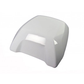 BMW Outer shell Top case cover (white)