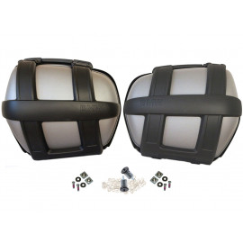 BMW Set completo valigie laterali Sport K1300S / K1300R (codificabile)