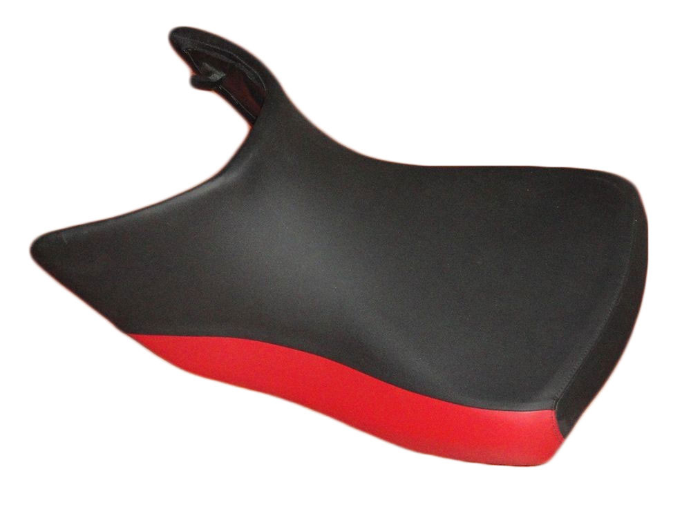 BMW Front Seat red / black R 1200 GS (2010-2012) R 1200 GS Adventure (2006-2009) K25