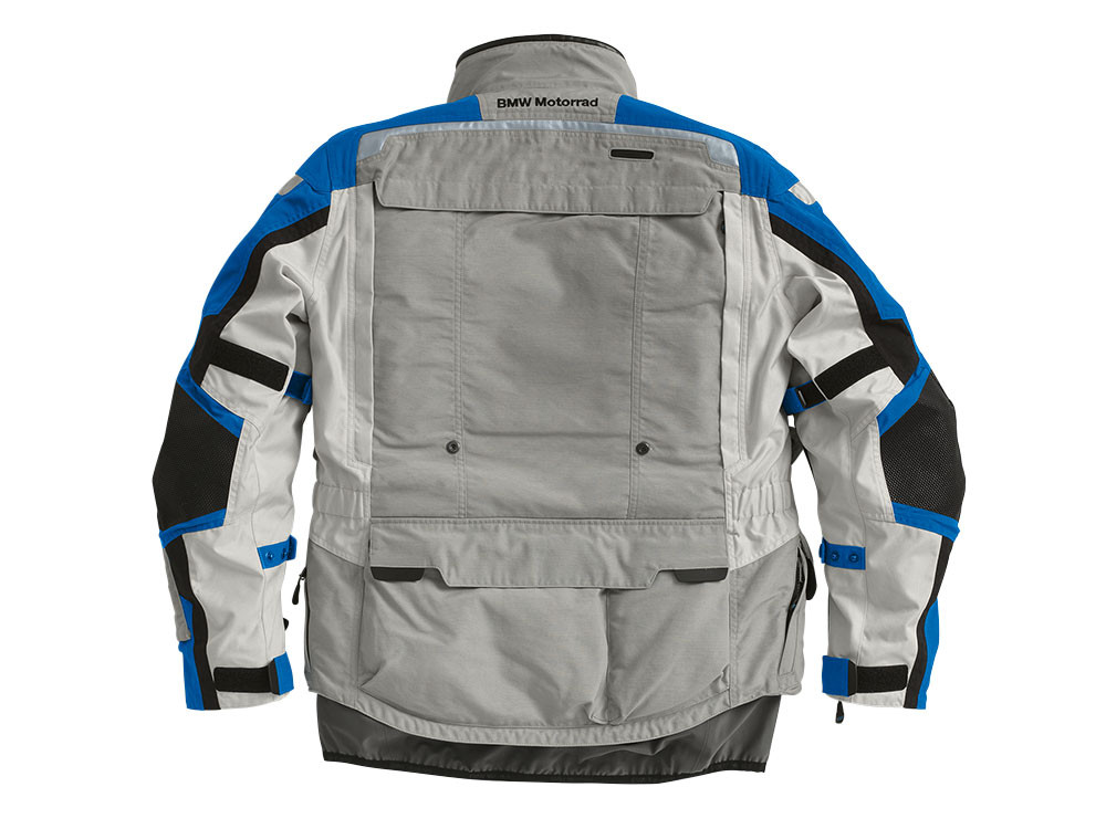 bmw rallye 2018 motorcycle jacket men grey blue online sale 76 11 8 395 111 main. Black Bedroom Furniture Sets. Home Design Ideas