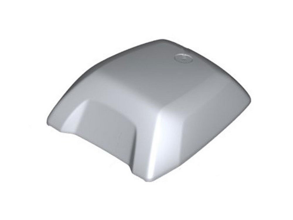 BMW Top Case 2 Small (Granite Grey) R1200R (K53) / S1000XR (K49) codeable
