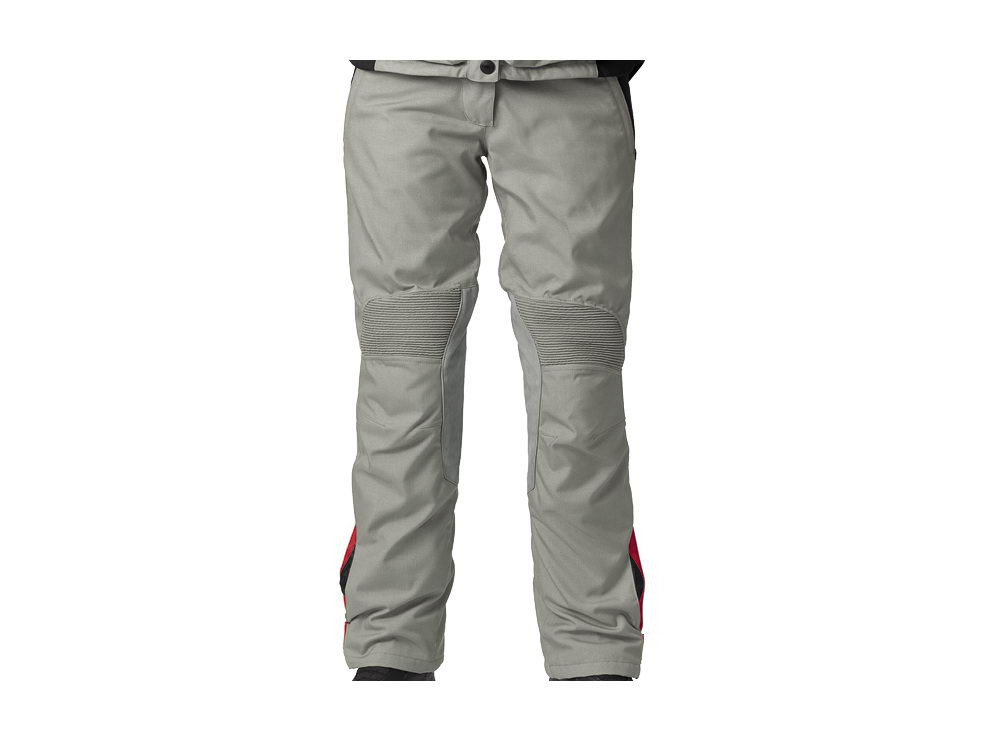BMW GS Dry Motorcycle Pants Lady (grey/red)
