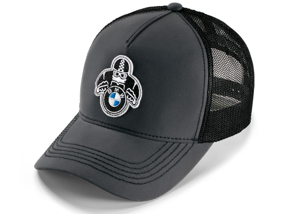 Bmw Roadster Cap Unisex Dark Grey Online Sale 76 89