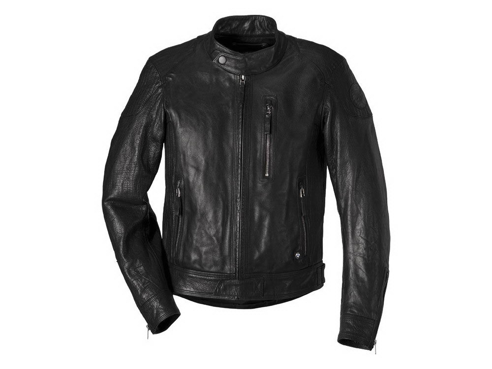 Bmw black motorcycle jacket