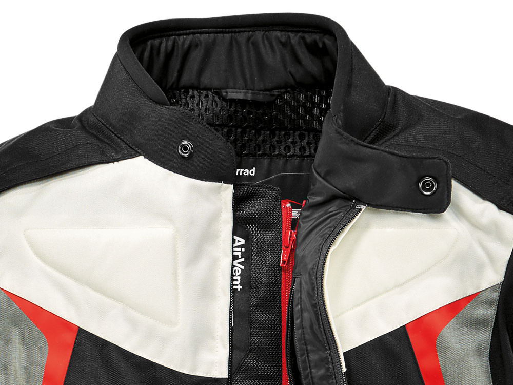 Bmw Race Motorcycle Jacket Unisex Black Red Online